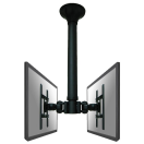 "VS00524 LCD Ceiling mount Dual (10"" tot 24"")  vs00524"