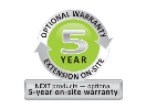 VS01839 NEXT Mantis II RT NETPACK 2000 & 3000 5 jaar Onsite Warranty  VS01838